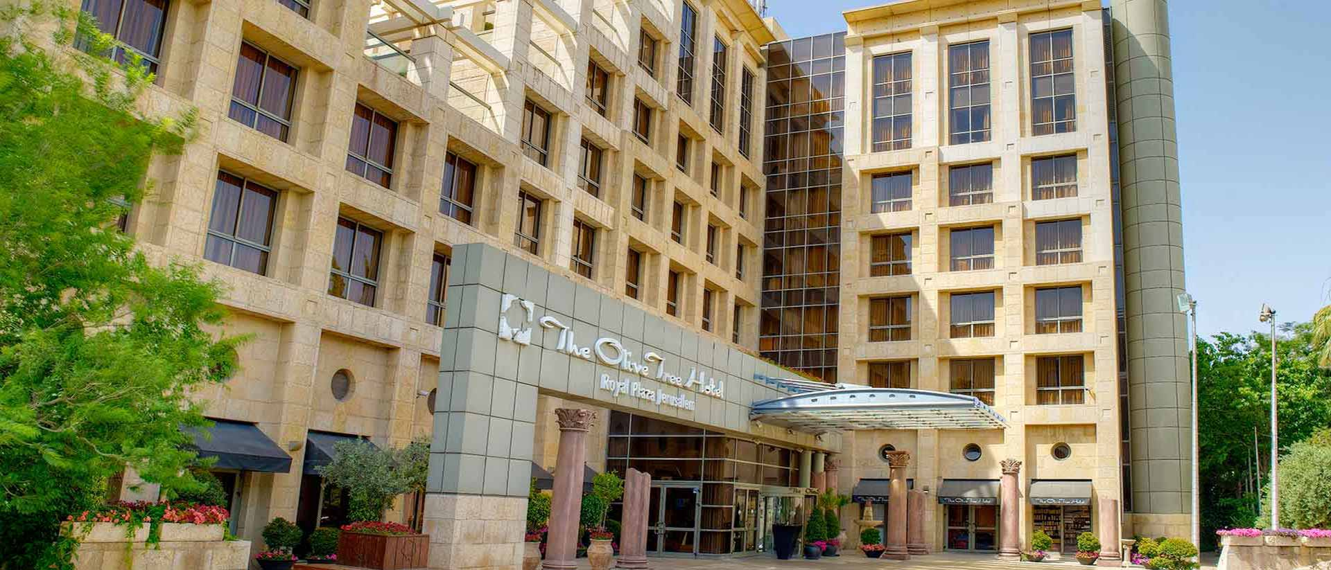 Hotel in jerusalem olive tree hotel jerusalem 39 s most for Hotels jerusalem